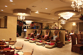 Castle Nail Spa Salon Image
